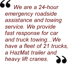 Emergency Roadside Assistance Raleigh NC